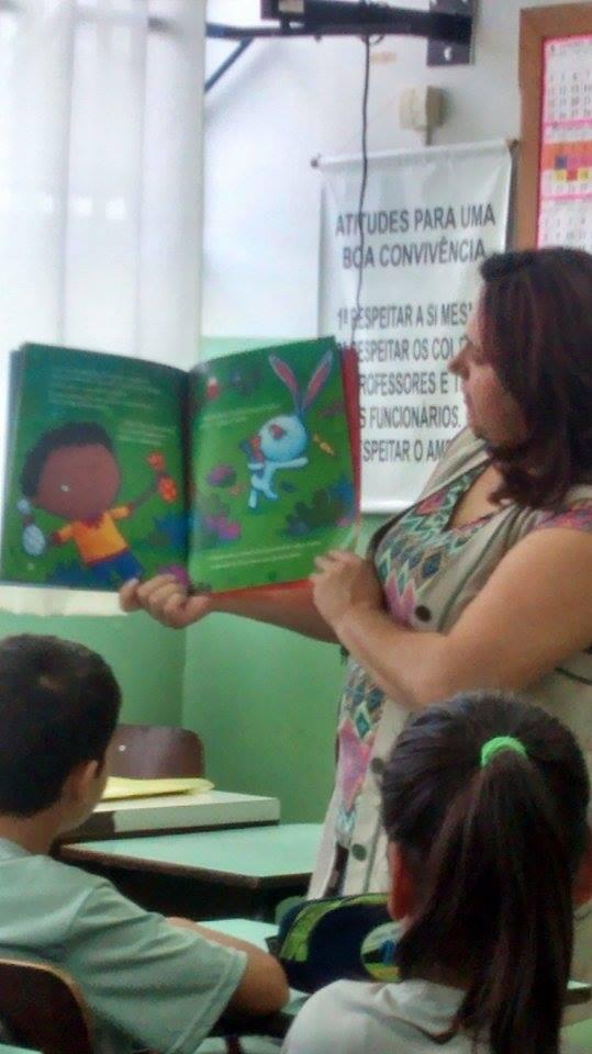 professora Flávia