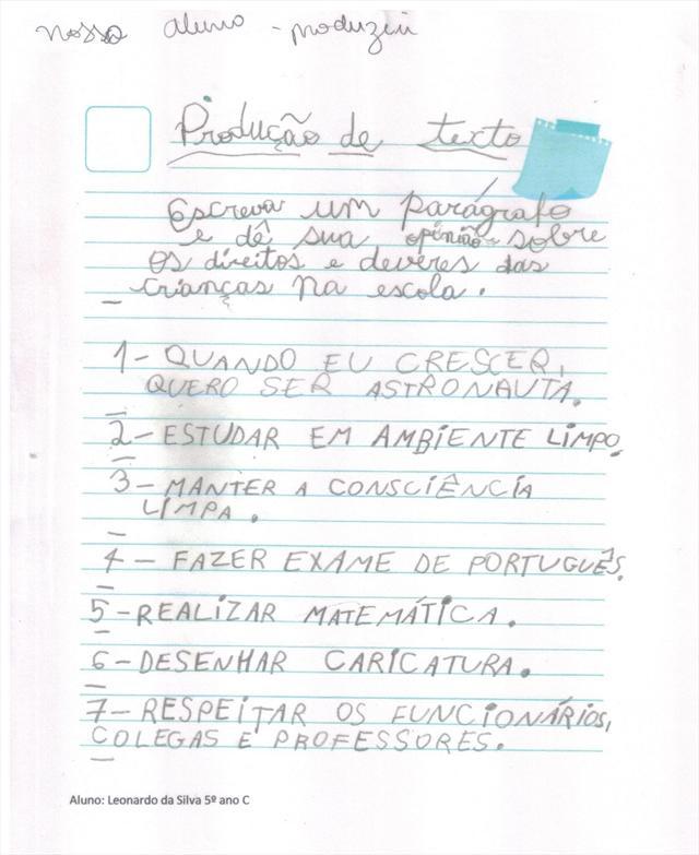 Dia 02/04 Conscientização do AutismoTexto de Leo