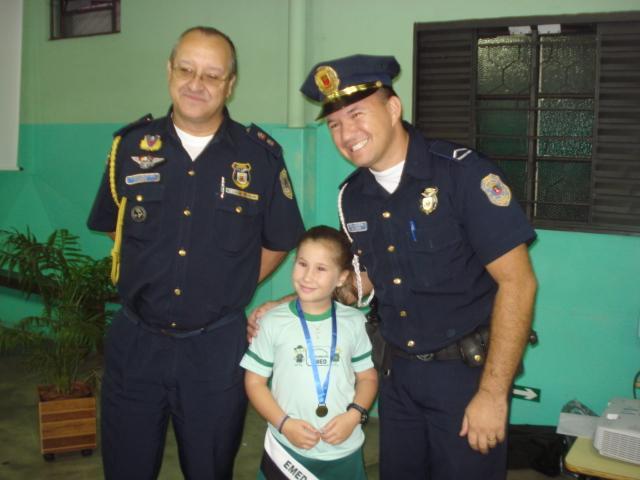 cerimônia de Implantação Programa Guarda Mirim EME