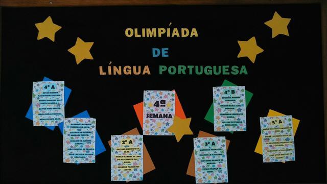 Olimpíadas de Língua Portuguesa