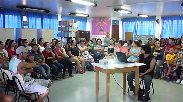 Assembléia Geral e reunião com novas famílias