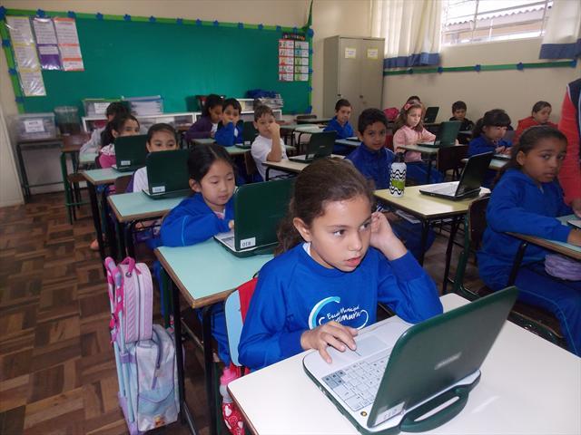 Nets em sala de aula