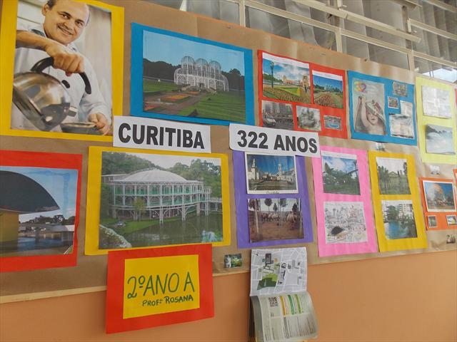 """Curitiba é uma palavra de origem Guarani (kur yt yba) que significa """"grande quantidade de pinheiros"""""""