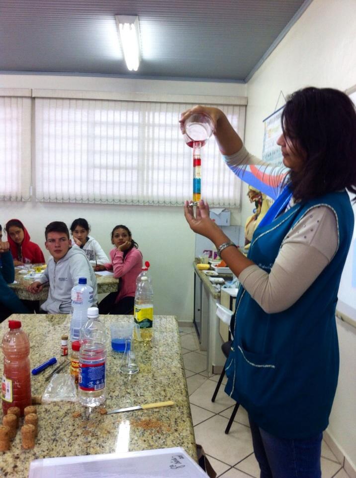 Lab. Ciências