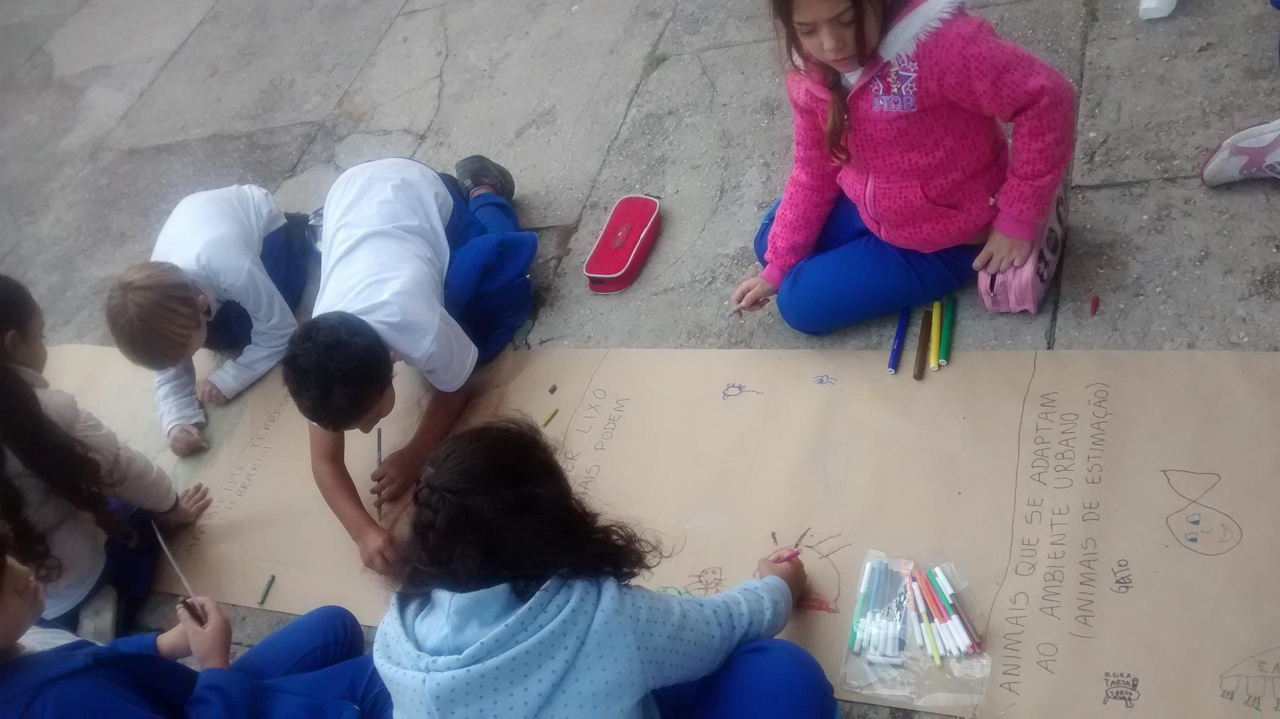 Construção do tapete
