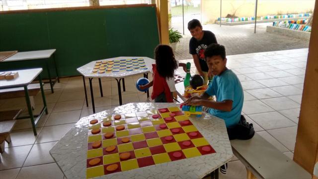 O Programa Comunidade Escola voltou!!!