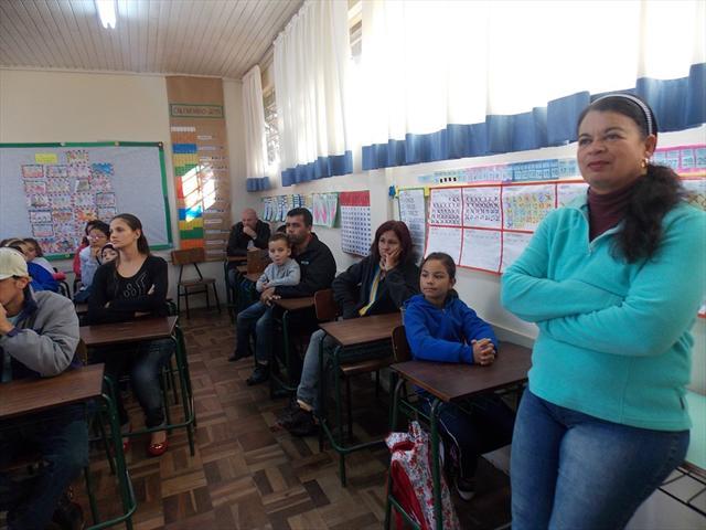 Família na escola contra o Trabalho Infantil