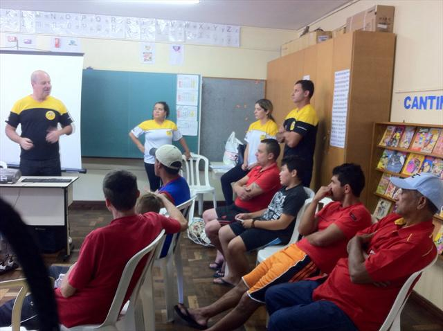 Projeto Futebol de Rua
