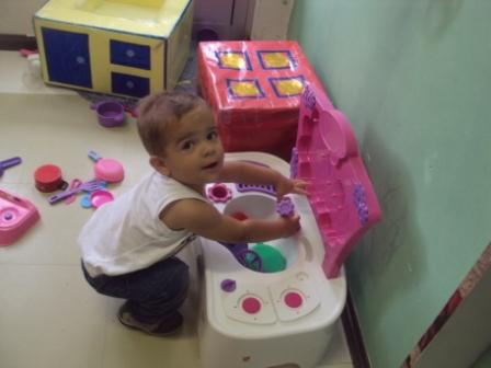 O Brincar no Maternal I