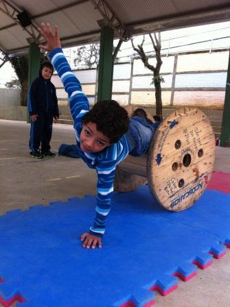 Circo na Escola
