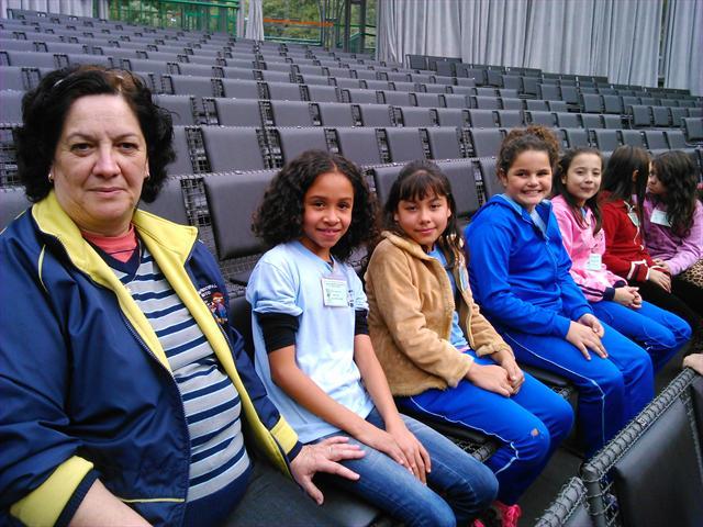 Visita a Ópera de Arame