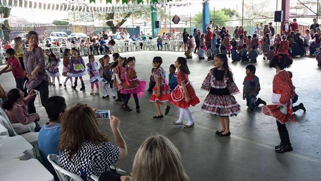 Festas Juninas no NRE-PR