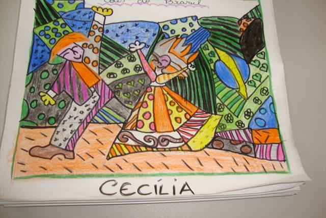 ARTES - Profª Regina Celli
