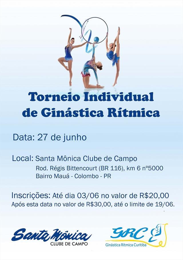 Torneio Individual de Ginástica Rítmica