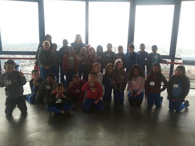 Visita à Torre Panorâmica