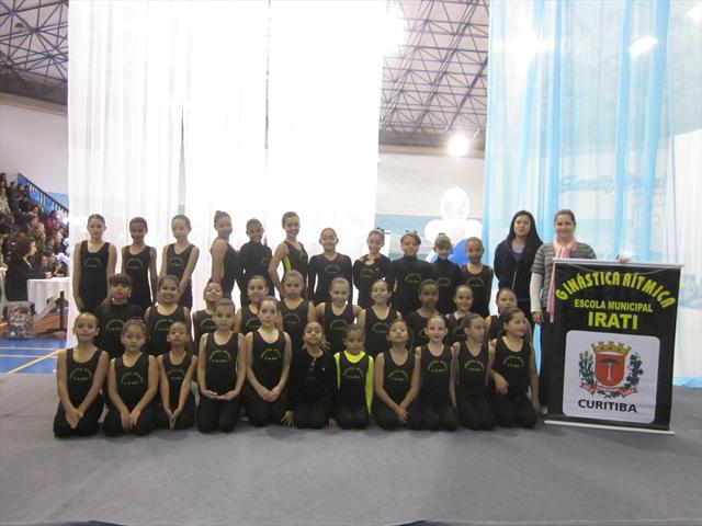 A bela participação do Irati no Torneio de Ginástica