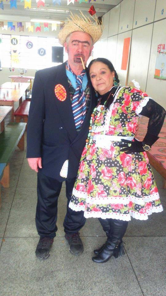 Festa Junina Altivir e Ana MAria