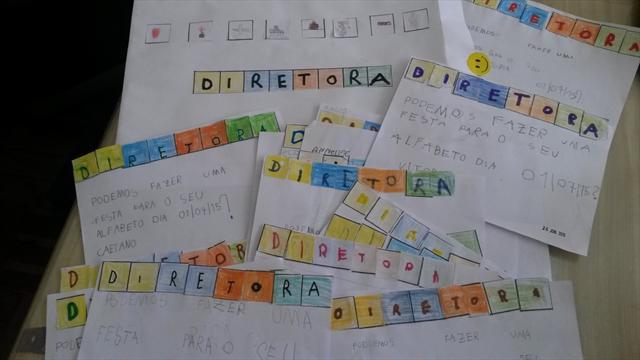 Senhor Alfabeto