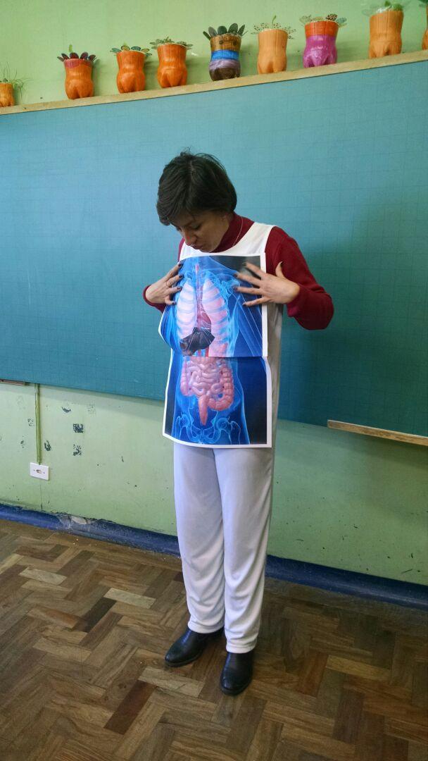 Sistema Digestório - Uma aula diferente!