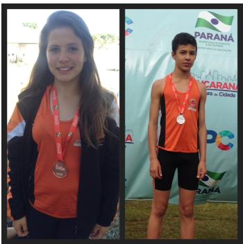 62º Jogos Escolares do Paraná  Etapa Final de 12 a 14 anos 17 a 21 de Julho de 2015 -Apucarana EM Pref. Omar Sabbag