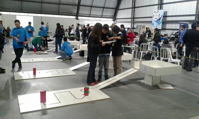 Olimpíada Brasileira de Robótica  e  I Festival de Tênis 2015