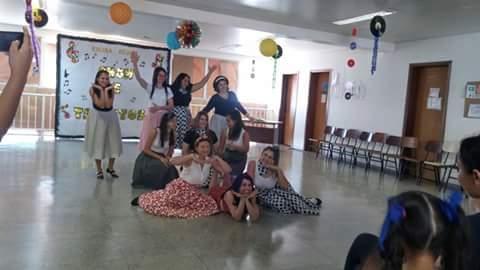 dia da família na Escola Rejane
