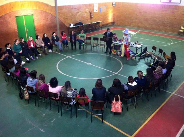 Projeto Mais Cultura da Escola