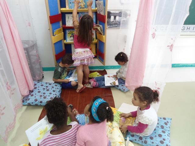 Mesmos espaços, novas oportunidades de aprendizagem e interação