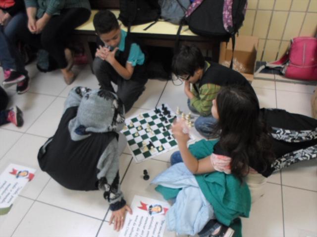 2ª etapa Copa de Xadrez