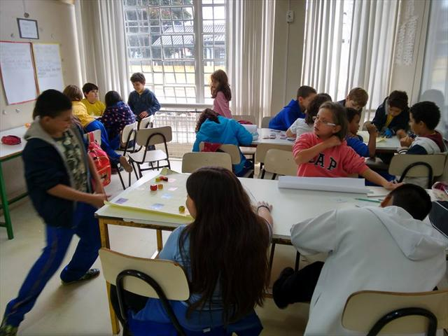 Ludicidade e atividades prazerosas na prática de acompanhamento pedagógico da UEI Padre João Cruciani.