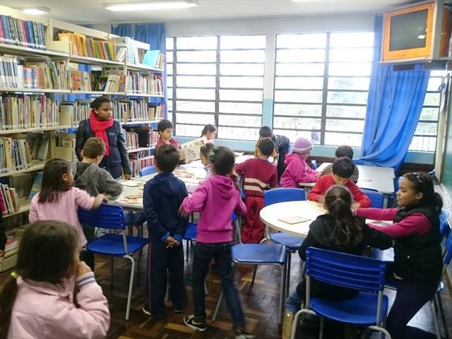 biblioteca recreio