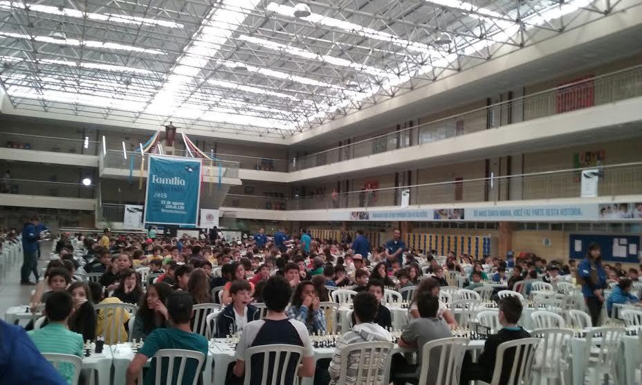 Participação da E.M. Dom Manuel D