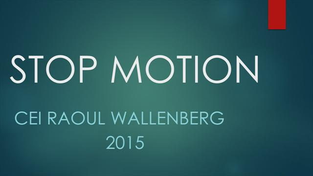 Imagem Stop Motion