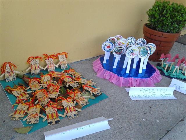 Folclore na Escola de Educação Infantil