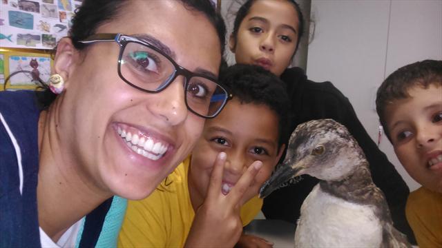 Zoo vai à Escola