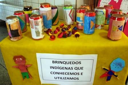 Índios - Brinquedos