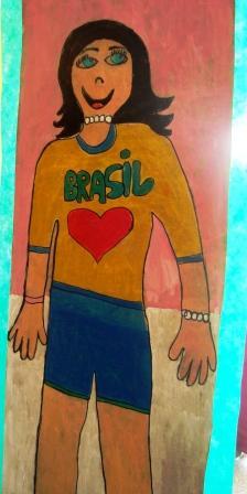 Painéis Cores do Brasil 3