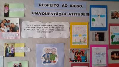 RESPEITO AO IDOSO, UMA QUESTÃO DE ATITUDE!