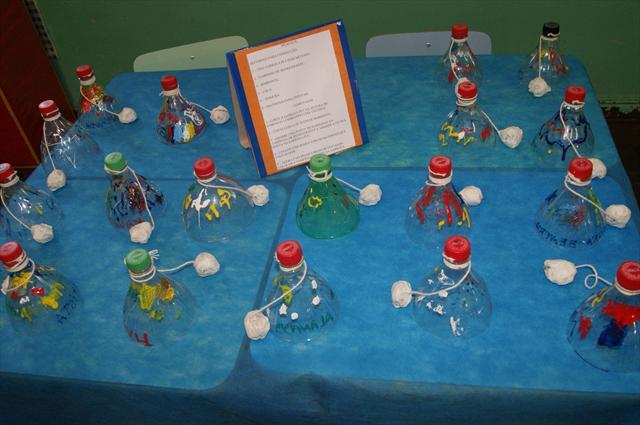 trabalho realizado como Pré- educação infantil
