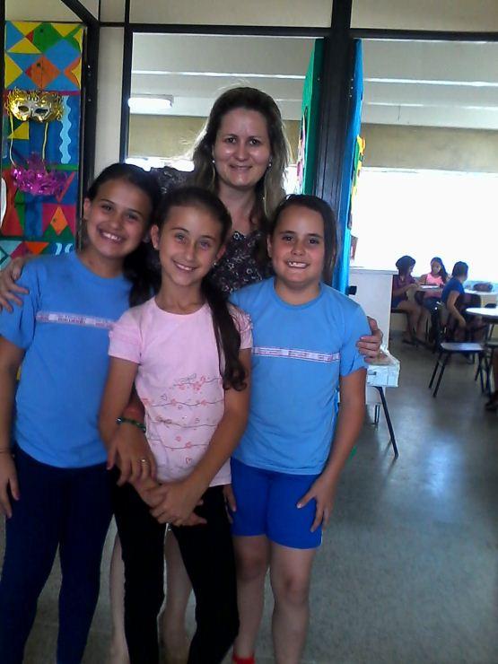 Secretária da Educação de Curitiba visita Escola C.E.I David Carneiro
