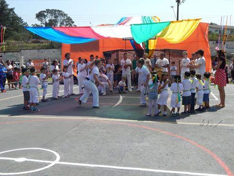 Comunidade escolar vivencia a diversidade.