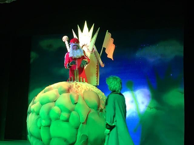 Passeio ao Teatro Mundo da Criança