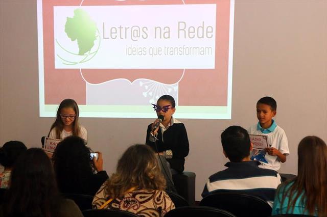 IV Letr@s na Rede reúne boas práticas aplicadas nas bibliotecas escolares
