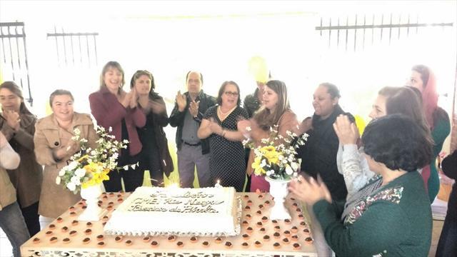 Festa de Trinta Anos do CMEI Rio Negro