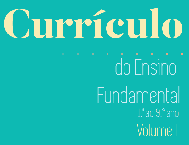 Currículo Ensino Fundamental