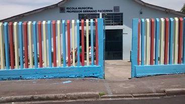 Igreja da Comunidade Revitaliza a escola