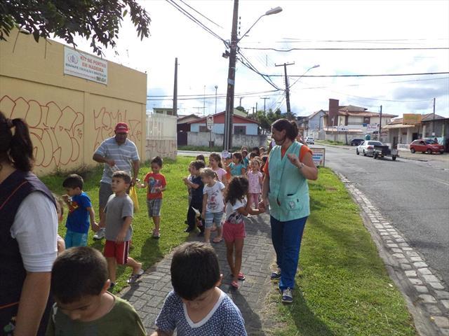 Caminhada contra o Mosquito Aedes Aegypti
