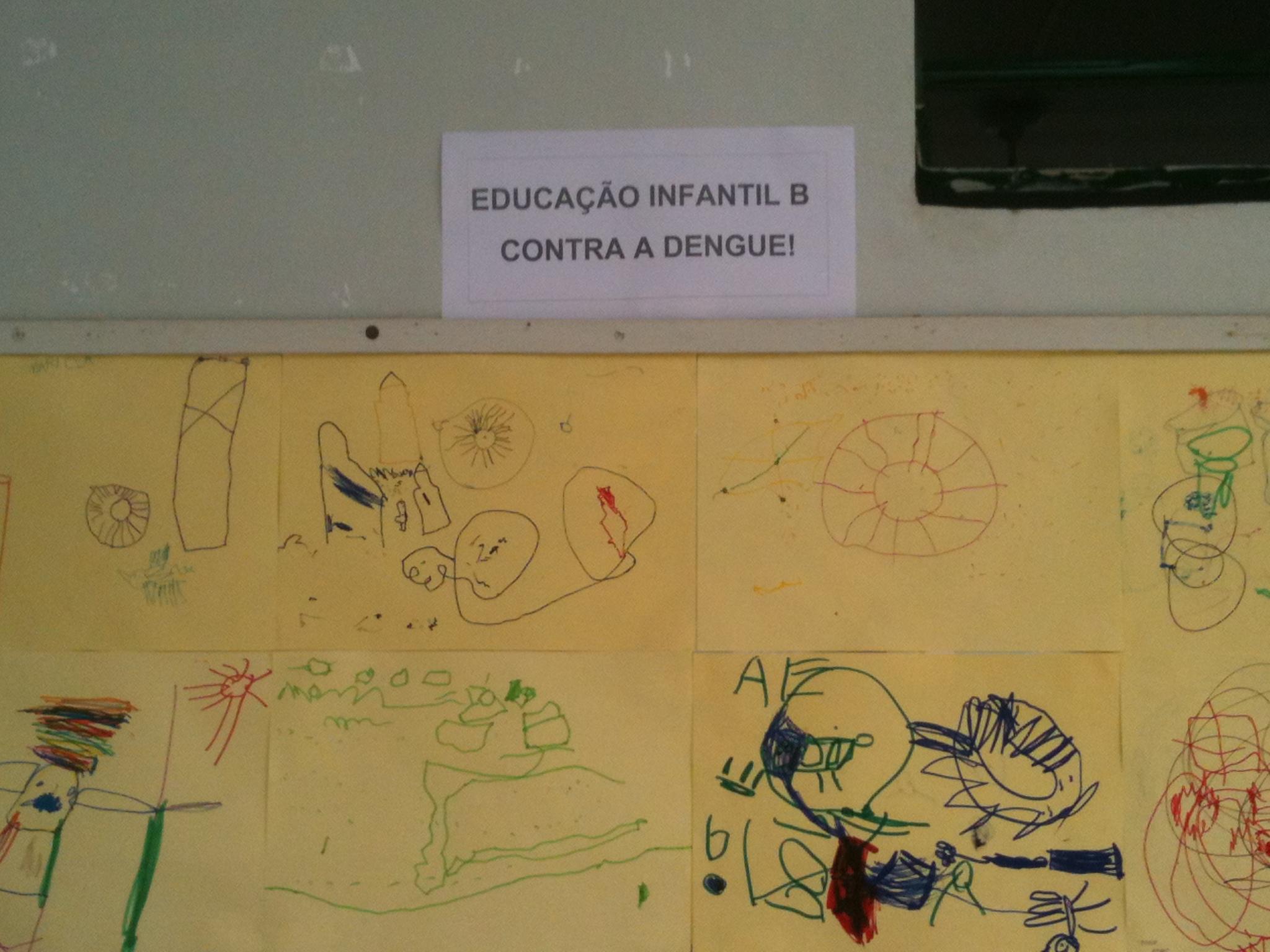 Educação Infantil B CONTRA A DENGUE