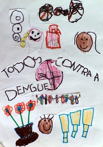Juntos contra o Mosquito Aedes Aegypti