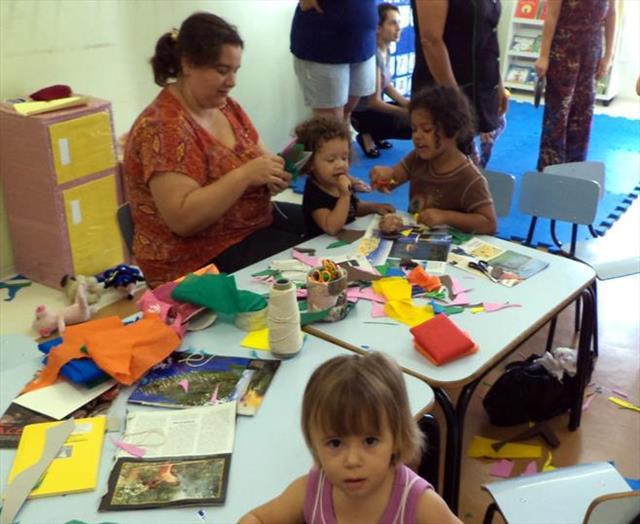 Integração com as famílias 14
